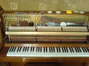 dans piano